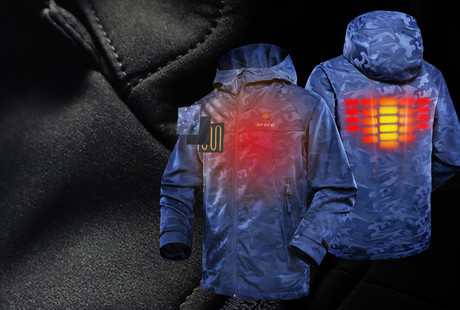 High Tech Heated Jackets + Vests