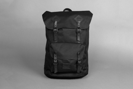 Robust Canvas + Leather Backpacks