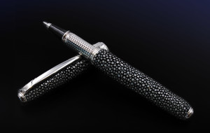 """Grifos Italian Silver 925 """"The Pen and the City"""" ..."""