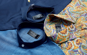 Exquisitely Tailored Dress Shirts