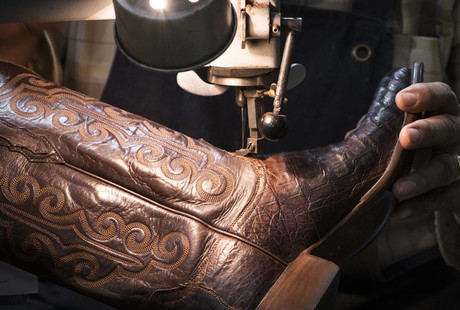 Footwear From The Lone Star State