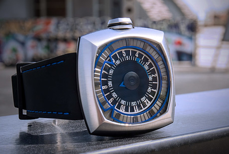 Unconventional Automatic Watches