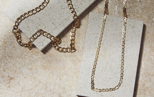 14K Solid Gold Chains