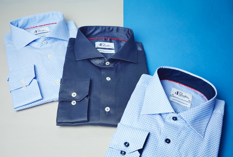 Luxe Italian Dress Shirts