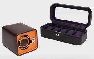 Watch Winders + Watch Cases