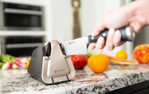 The Electric Kitchen Knife Sharpener