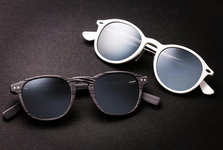 Acetate + Titanium Sunglasses