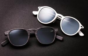 Acetate + Titanium Sunglasses