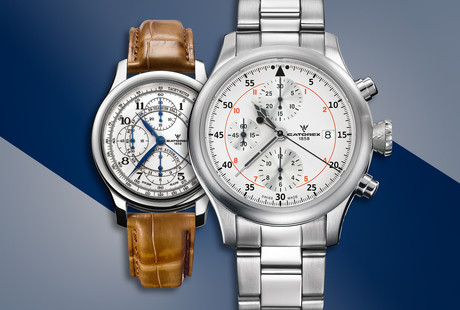 Elegant Swiss Watches Since 1858