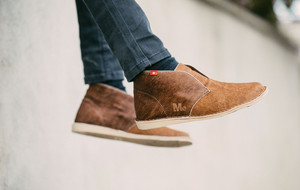 Handcrafted + Fair Trade Ethiopian Shoes