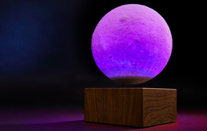 "6"" Levitating Moon"