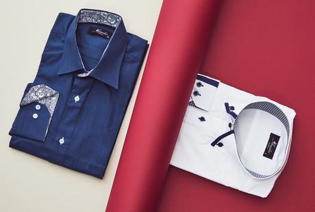 Reversible Cuff Dress Shirts