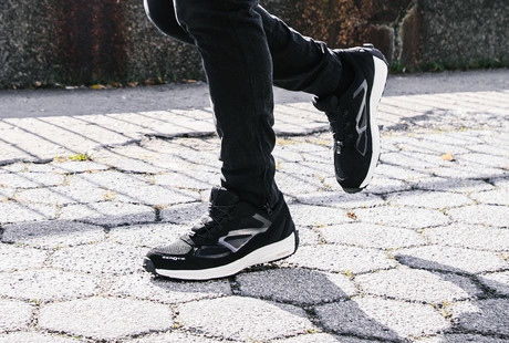 Shoes That Lace Themselves
