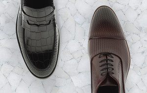 Effortlessly Stylish Leather Shoes