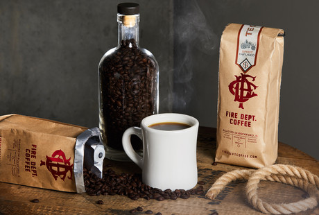 Spirit Infused Coffee