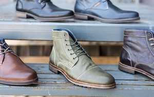 Footwear For the Urban Adventurer