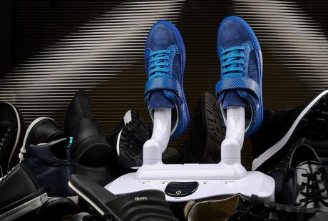 All Natural Ultraviolet Shoe Deodorizer