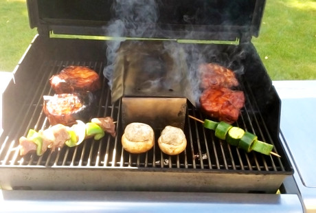 Turn Any Grill Into A Meat Smoker