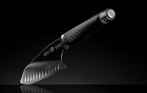 Carbon Fiber Kitchen Knives