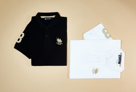 Stylistic Polos From France