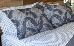 Crisp, Masculine Bedding