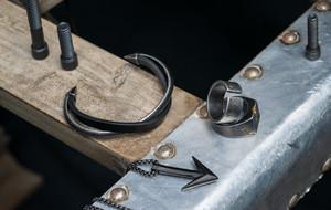 Rugged Men's Jewelry