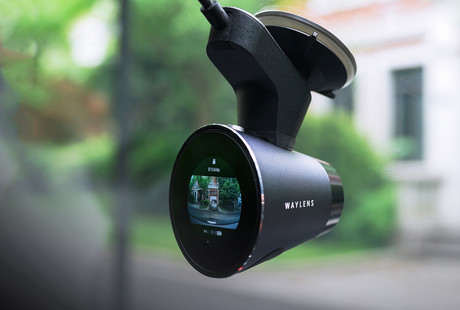 Day Or Night HD Dash Camera