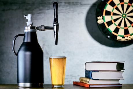 Beer & Nitro Coffee Kegs