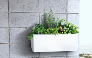 Modular Self Watering Planters