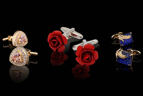Show Stopping Cufflinks