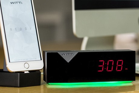 Intelligent Charging Clocks