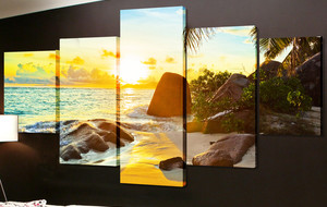 Dazzling Art On Canvas