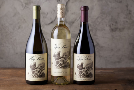 The California Wine Trio