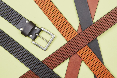 Upscale Leather Belts