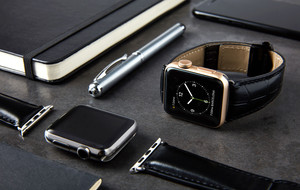 Luxury Leather Watch Straps