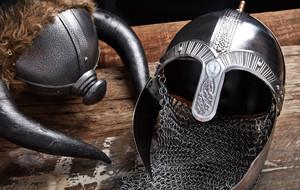 50% Off Medieval Helmets