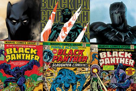 Marvel Comics Inspired Art Prints