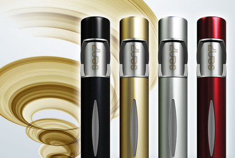 Refillable Fragrance Atomizers