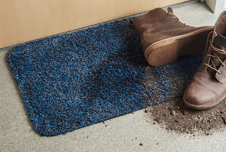 Absorbent Dirt-Catching Mats