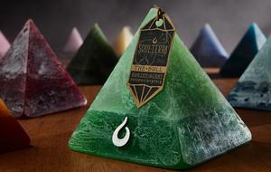 Bewitching Zodiac Pyramid Candles