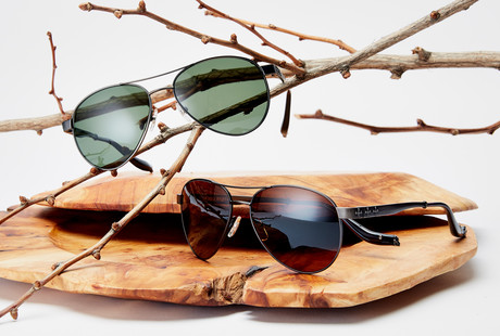 Sunglasses With Serious Style