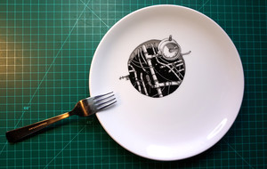 Dinner Plates To Outer Space