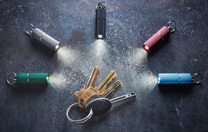 The Ultra-Tiny Rechargeable Flashlight