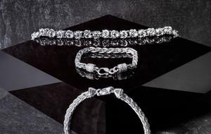 Men's Sterling Silver Jewelry