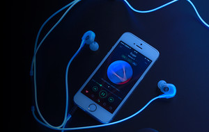 Earbuds That Glow