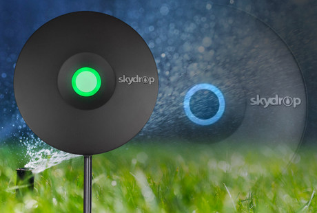 Revolutionary Smart Sprinklers