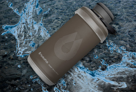 Collapsible Hydration Solutions