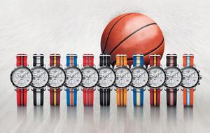 NBA Chronograph Collection