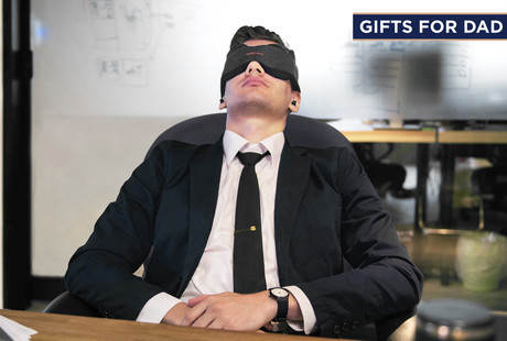 The Total Blackout Sleep Mask