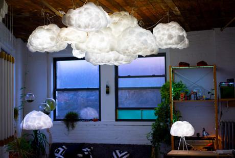 Incredible Cloud Lamps